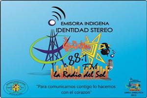Identidad Stereo 88.7 FM - Cumbal
