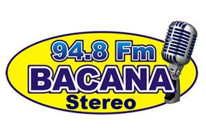 Bacana Stereo 94.8 FM - Restrepo