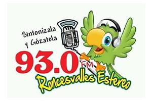 Roncesvalles Estéreo 93.0 FM - Roncesvalles