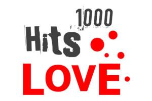 1000 Hits Love - Madrid