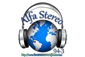 Alfa Stereo 94.3 FM - Turbo