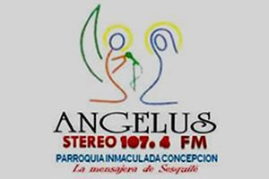Angelus Stereo 107.4 FM - Sesquilé