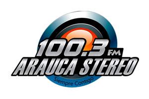 Arauca Stereo 100.3 FM - Arauca