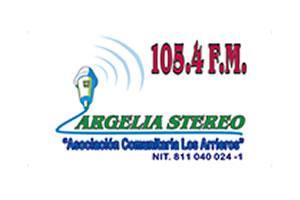 Argelia Stereo 105.4 FM - Argelia