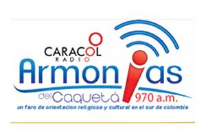 Armonías del Caquetá 970 AM - Florencia