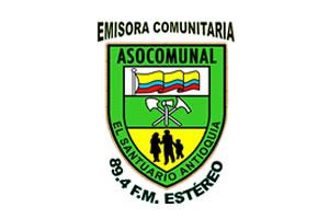 Asocomunal El Santuario Stereo 89.4 FM - El Santuario