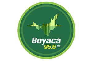 Boyacá 95.6 FM 95.6 FM - Tunja