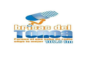 Brisas del Tonoa 107.8 FM - Cubarral