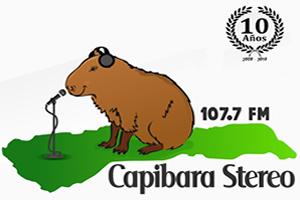 Capibara Stereo 107.7 FM - Hato Corozal