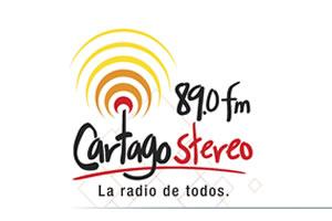 Cartago Stereo 89.0 FM - Cartago
