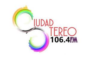 Ciudad Stereo 106.4 FM - Bogotá