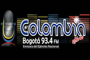 Colombia Stereo - Emisora del Ejército Nacional 93.4 FM - Bogotá