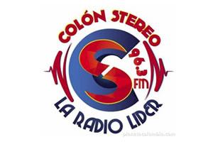 Colón Stereo 96.3 FM - Colón