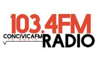 Concivica 103.4 FM - Armenia