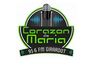 Corazón de María 91.6 FM - Girardot