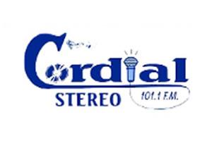 Cordial Stereo 101.1 FM - Santa Bárbara