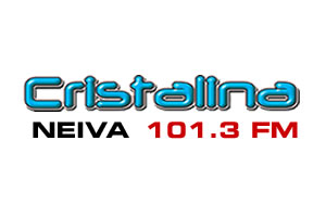 Cristalina Estéreo 101.3 FM - Neiva