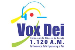 Emisora Vox Dei 1120 AM - Cúcuta
