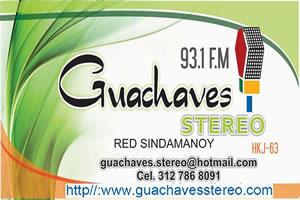 Guachavés Stereo 93.1 FM - Santacruz