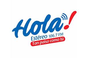 Hola Estéreo 106.7 FM - Medellín