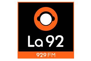 La 92.9 FM 92.9 FM - Bogotá