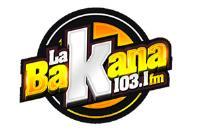 La Bakana 103.1 FM - Buga