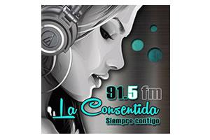 La Consentida 91.5 FM - Carlosma