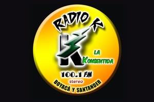 La Konsentida 100.1 FM - Aguadas