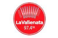 La Vallenata 97.4 FM - Bogotá