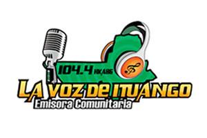 La Voz de Ituango 104.4 FM - Ituango