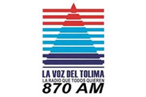 La Voz del Tolima 870 AM - Ibagué