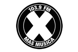 La X Electrónica 103.9 FM - Medellín