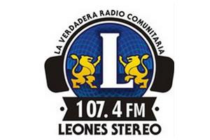 Leones Stereo 107.4 FM - Nocaima