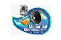 Manantial Stereo 98.7 FM - Sucre