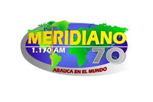 Meridiano 70 1170 AM - Arauca