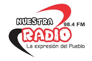 Nuestra Radio 98.4 FM - Titiribí