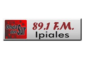 Ondas del Sur 89.1 FM - Ipiales