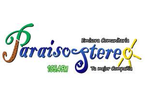 Paraíso Stereo 105.4 FM - San José de la Montaña