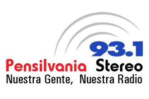 Pensilvania Stereo 93.1 FM - Pensilvania