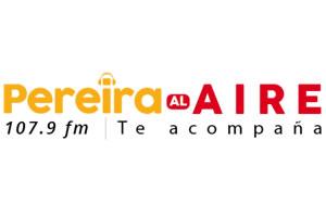 Pereira Al Aire 107.9 FM - Pereira