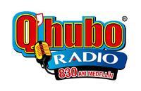Q'hubo Radio 830 AM - Medellín