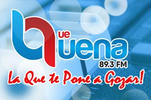 Que Buena 89.3 FM - Gigante