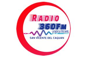 Radio 360 FM - San Vicente del Caguán