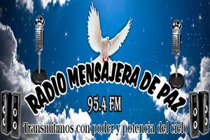 Radio Mensajera de Paz 95.4 FM - Giraldo