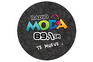 Radio Moda FM 89.1 FM - Bogotá