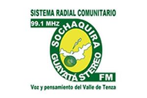 Sochaquira Guayatá Stereo 99.1 FM - Guayatá