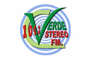 Verde Stereo 104.3 FM - Gualmatán