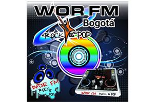 Wor FM Rock & Pop - Bogotá