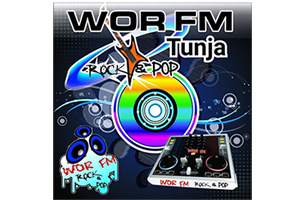 Wor FM Rock & Pop Tunja - Tunja
