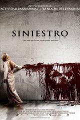 SINIESTRO - SINISTER